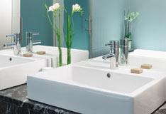 Moderne Bder und Sanitrtechnik